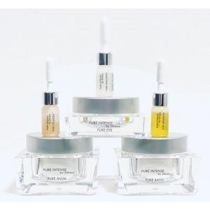 PURE INTENSE KOMPLETTSET Design Your Skincare!