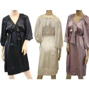 Minus Damen Kleid ó Arm 111-8001